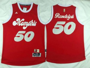 Find Quality Products Memphis Gear Grizzlies #50 Zach Randolph Revolution 30 Swingman 2015 16 Retro Red QDS2554