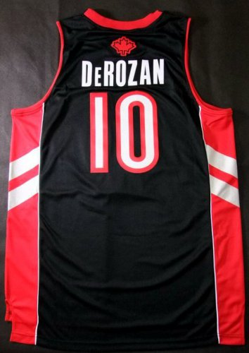 High cost performance Merchandise DeMar DeRozan black 10 ZMW3906