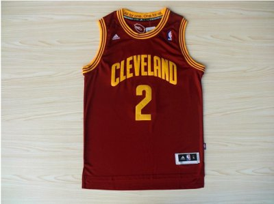 New 2018 Cleveland Cavaliers #2 Apparel Red VIJ1225