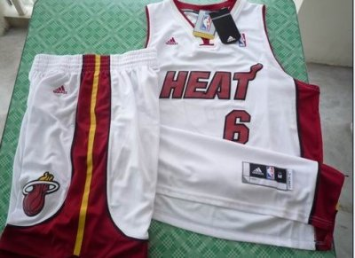New Arrival NBA Miami Heat Suit 13 GOO4504