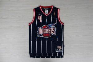 Shop Cheap Houston Rockets Barkley #4 Merchandise Navy Blue VNJ1943