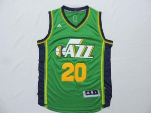 Top Quality #20 Merchandise Hayward Jazz green TSN4125