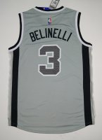 2018 Online Cheap San Antonio Spurs Clothing 3 Belinelli grey DAJ3639