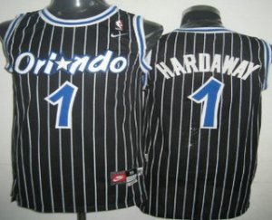 Assorted colors Orlando Magic #1 Penny Hardaway Black Hardwood Classics Soul Swingman Throwback Jerseys VPI3169