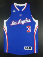 Cheap price #3 Paul Clippers 2014 15 Swingman Jersey blue FQD2289