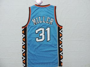 Cheap with Detroit Pistons#31 Miller 1996 all star Gear blue SGE1405