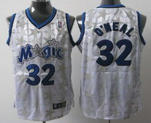 Good quality Orlando Magic #32 Shaquille Jerseys O'neal White All Star HZD3185