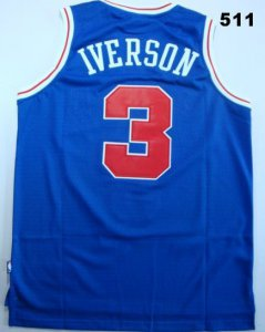Hot On Sale Superstar Allen Jerseys Iverson 026 PAV103