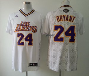 New 2018 Clothing Los Angeles Lakers #24 BRYANT White KOJ2496