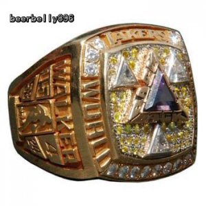 Newest championship rings Gear 11 VHH599