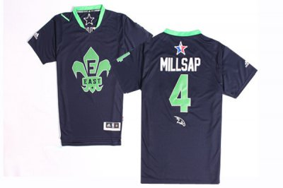 Rapid dispatch Jerseys MILLSAP 2014 all star game East 30 UFQ209