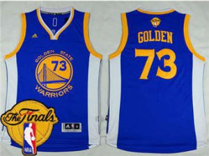 Top Quality Clothing Warriors #35 Kevin Durant Gold The Finals Patch Stitched XIF1869
