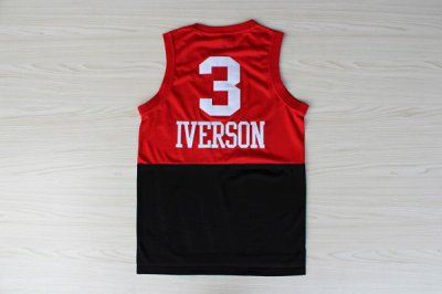 Top Quality NBA Superstar Allen Iverson 020 TDA97