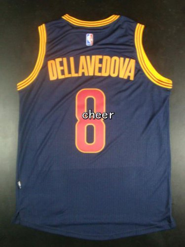 products Cleveland Cavaliers #8 Dellavedoa blue Clothing UAA1084