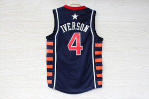 the balance Superstar Allen Iverson 017 Jerseys AAW94