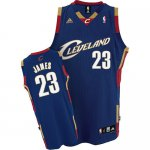 Big Discount Cleveland Jersey Cavaliers #23 LeBron James Road larger NVY1144