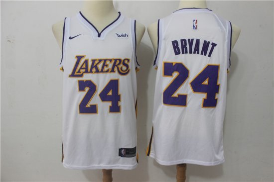 on sale 7f70d 8fc45 Cheap Quality Los Angeles Lakers Jersey #24 Kobe Bryant ...