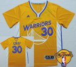 Cheaper Golden State Warriors #30 Stephen Curry Revolution Yellow 2016 The Gear Finals Patch VML28