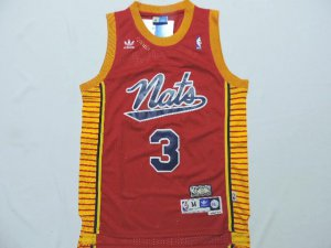 Fashion Philadelphia 76ers 3 Iverson Jersey red XIB3277