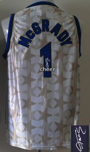 Fashionable Player Signed NBA 49 BJW3453