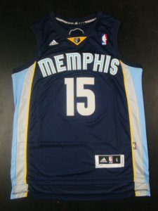 Find Clothing Vince Carter Memphis Grizzlies Navy blue 15 DSK2562