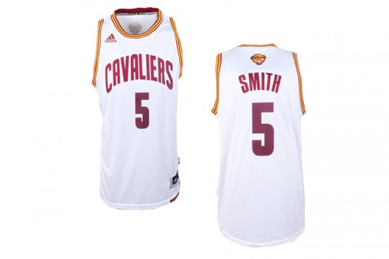 f1b41c12 Hot Cleveland Cavaliers Jerseys #5 JR Smith Finals White BAD1107,  Professional Basketball Jerseys, Simple Basketball Jersey Design, Nba  Basketball Shirts ...