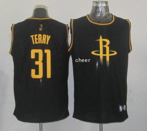 Newest Houston Rockets #31 Terry black Clothing HQZ1930