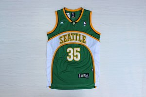 Online Sale Kevin Durant 35 Seattle SuperSonics Basketball Durant Seattle Sonic Jersey TIK3814