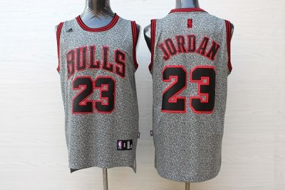 2018 Cheap Online Merchandise Chicago Bulls #23 Michael Jordan All Over Static Print Swingman UNW798