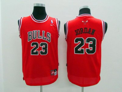 Assorted colors Youth Chicago Jersey Bulls #23 Jordan Red NNL2075