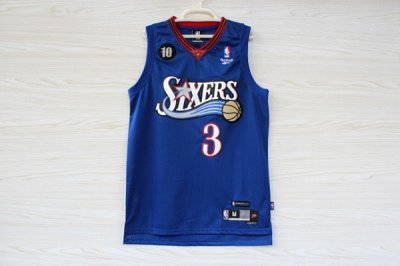 Buy 2018 Superstar Allen Iverson 008 Jerseys QOY85