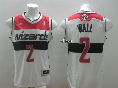 Buy Authentic Washington Wizards #2 Wall White Apparel VPN4211