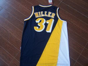 Buy Online Cheap Miller InIndiana Pacers throwback Basketball #31 CYY2024