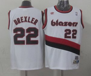 Good work Portland Trail Blazers #22 Apparel derxler white PYE3478