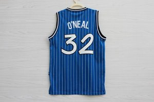Hot Sale Online Basketball Orlando Magic #32 Shaquille O Neal Blue NPH3165