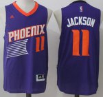 Hot Sale Online Suns #11 Gear Josh Jackson Purple Road Stitched ZGZ3306