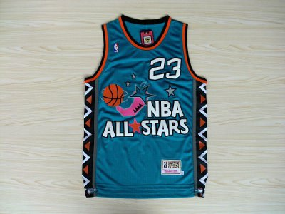 Authentic SuperStar Michael NBA Jordan 021 TXG126