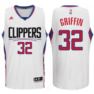 Guarantee Quality #32 Griffin clippers white (heat Merchandise applied) OTJ2277