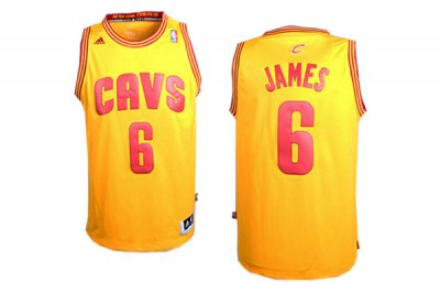 Real Cleveland Cavaliers Merchandise 6 james IMH1206