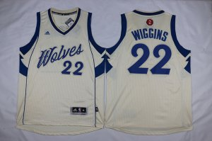 Shopping Minnesota NBA Timberwolves #22 Andrew Wiggins Christmas Day Swingman Stitched DFD1003