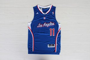 2018 Cheap Online Los Jerseys Angeles Clippers #11 Crawford Blue CHQ2306