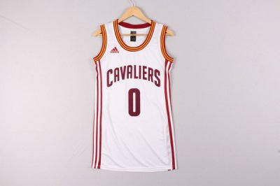 65% Discount Cleveland Cavaliers Basketball 0 Kevin Love white dress KEH4331