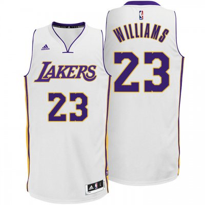 Activities in sales Los Angeles Lakers #23 Jerseys Lou Williams White GHJ2391