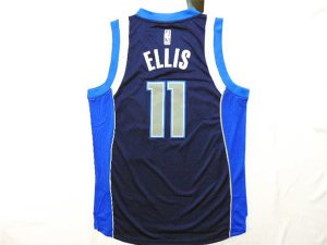 Big Discount Dallas Mavericks #11 Monta Ellis Navy Gear Blue EUP1291