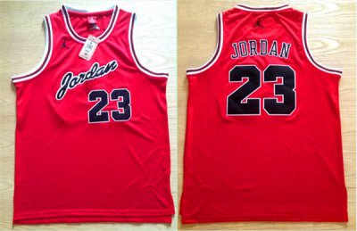 Buy 2018 Chicago #23 Michael Jordan Anniversary White Red Gear Basketball ZBY733