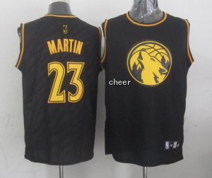 Cheap 2018 Minnesota Timberwolves #23 Martin black NBA CJE2872