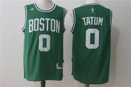 huge selection of f9bd5 9e878 High Quality Boston Celtics #0 Jayson NBA Tatum Revolution ...