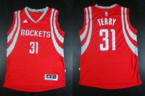 Latest Arrival Revolution 30 Rockets #31 Jason Jersey Terry Red Road Stitched HHZ1921