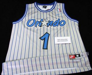 Latest Orlando Magic Gear Penny Hardaway #1 white PBF3191
