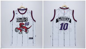 New Arrival Toronto Raptors 10 derozan Clothing white UPT3910